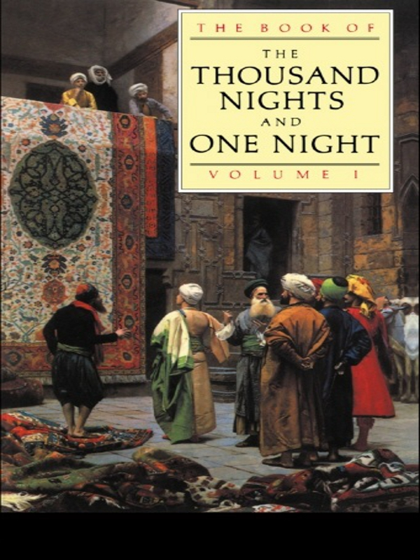 the thousand and one nights Do you see the thousand and one nights as essentially an entertainment.