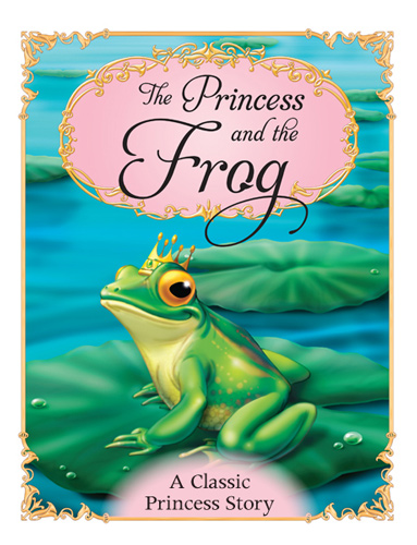 Princess Stories  The Princess and the Frog