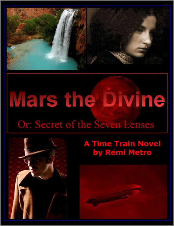 Mars the Divine: Secret of the Seven Lenses