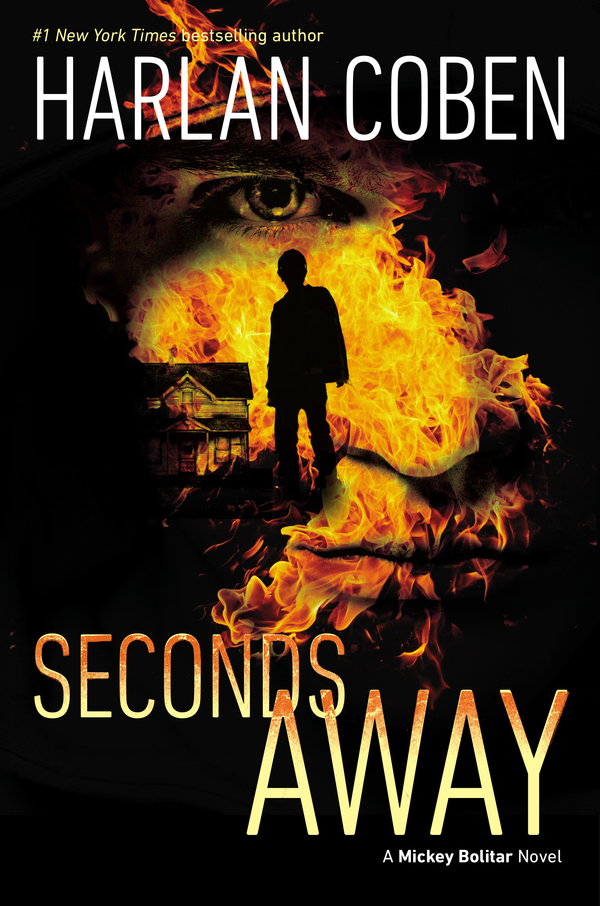 Seconds Away (Book Two) By: Harlan Coben