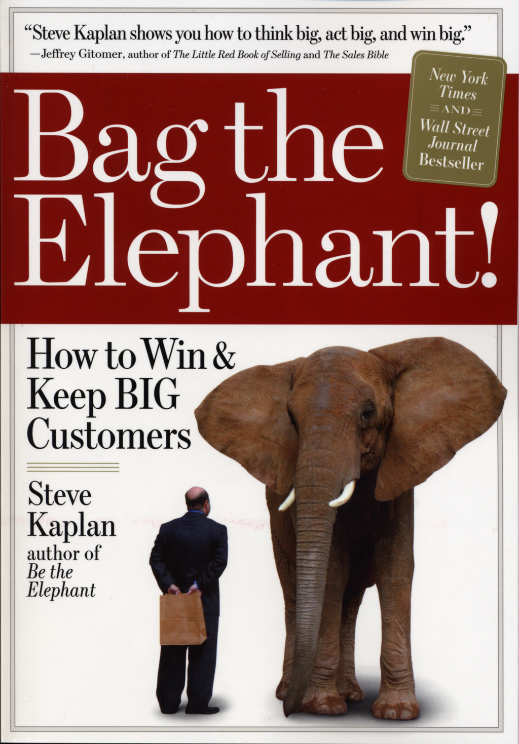 Bag The Elephant By: Steve Kaplan