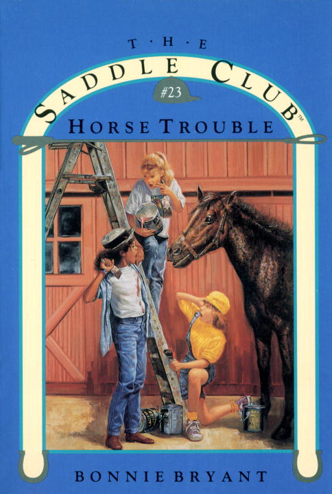 Horse Trouble By: Bonnie Bryant