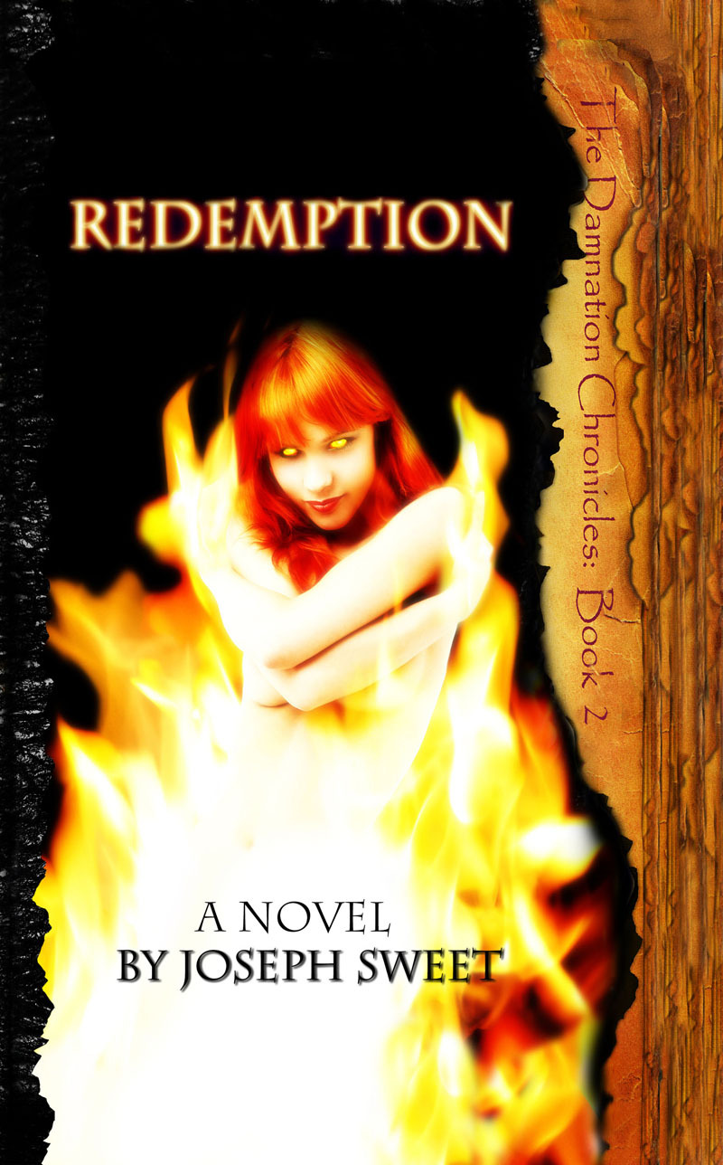 Redemption: The Damnation Chronicles: book 2