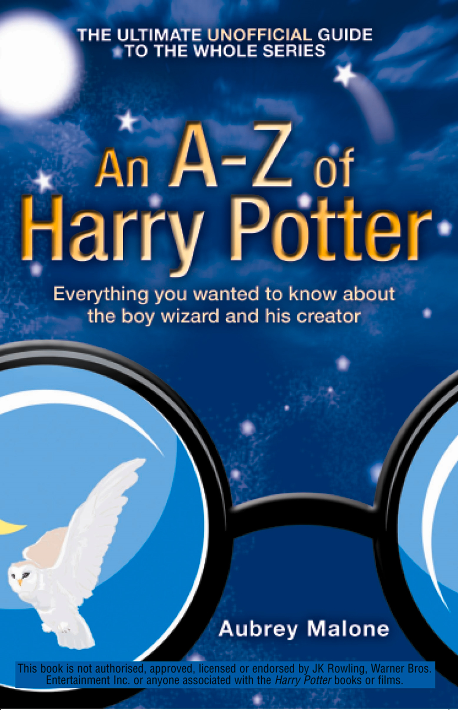 An A–Z of Harry Potter