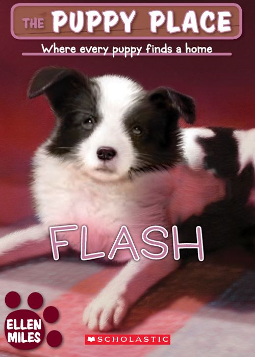 The Puppy Place #6: Flash By: Ellen Miles