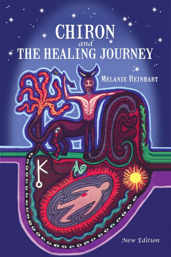 Chiron and the Healing Journey By: Melanie Reinhart