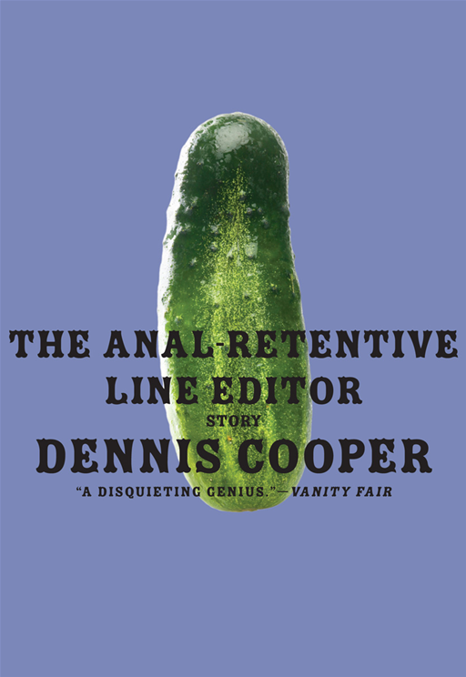 The Anal-Retentive Line Editor