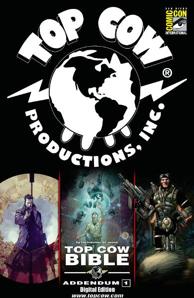 Top Cow Bible Addendum #1