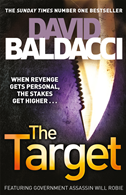 The Target: A Will Robie Novel 3:
