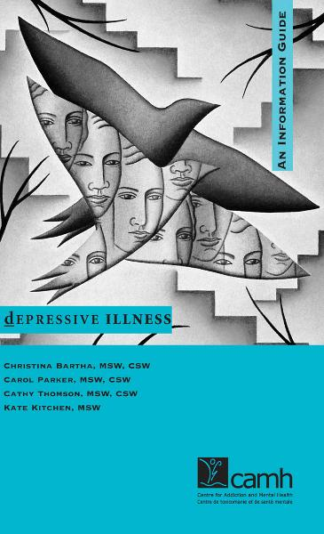 Depressive Illness: An Information Guide
