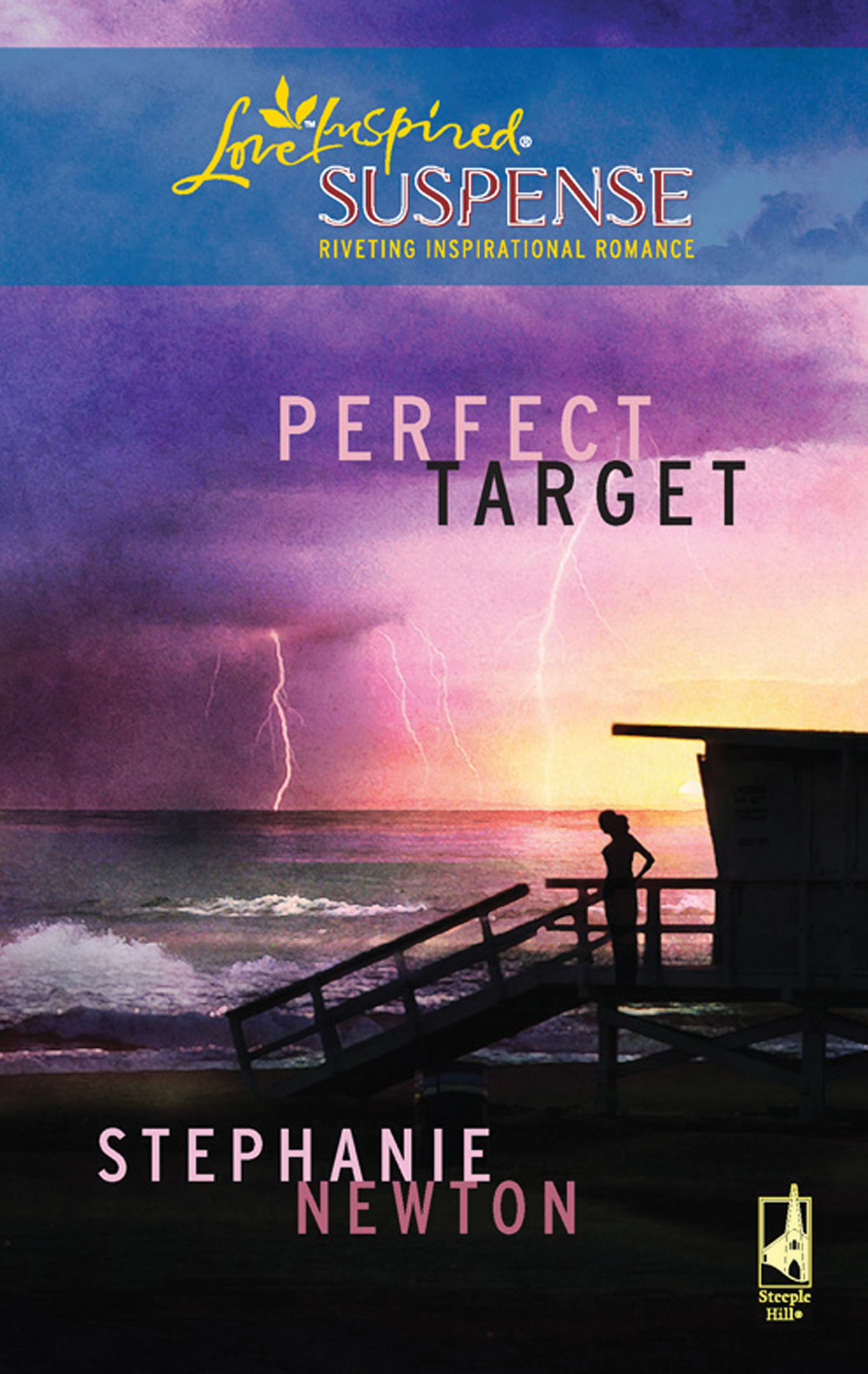 Perfect Target (Mills & Boon Love Inspired Suspense) (Emerald Coast 911 - Book 1)