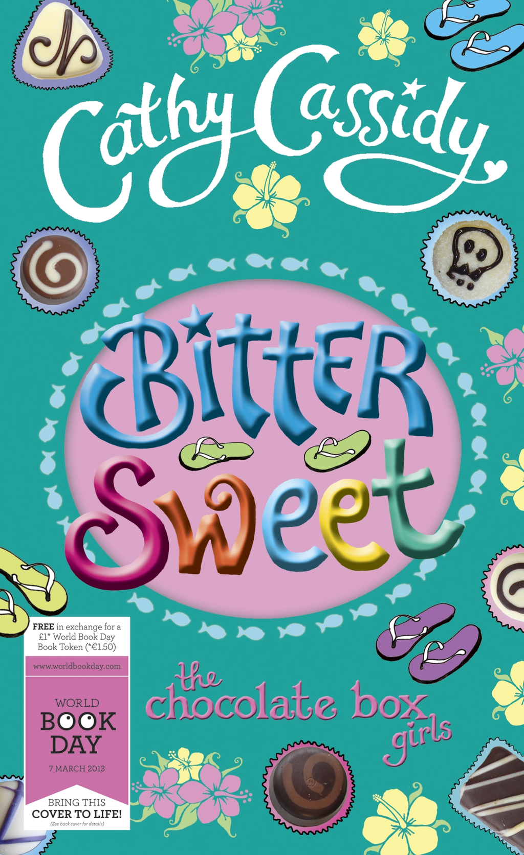 Chocolate Box Girls: Bittersweet