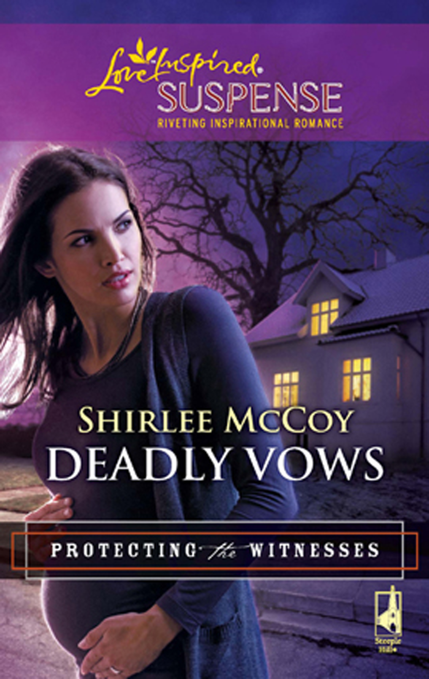 Deadly Vows (Mills & Boon Love Inspired Suspense) (Protecting the Witnesses - Book 4)