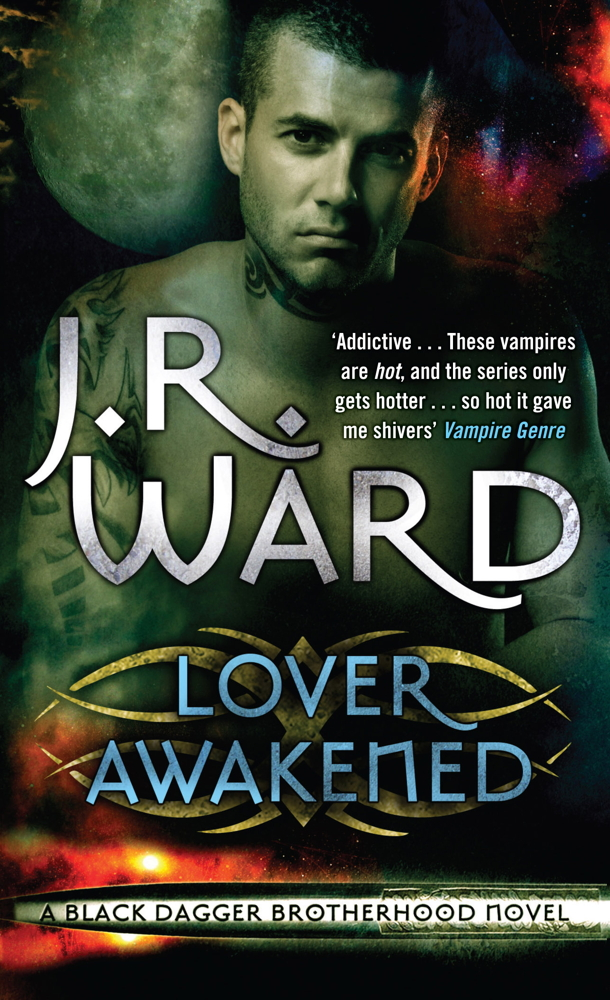 Lover Awakened Number 3 in series