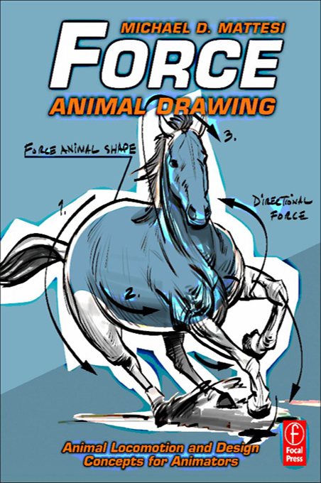 Force: Animal Drawing By: Mike Mattesi