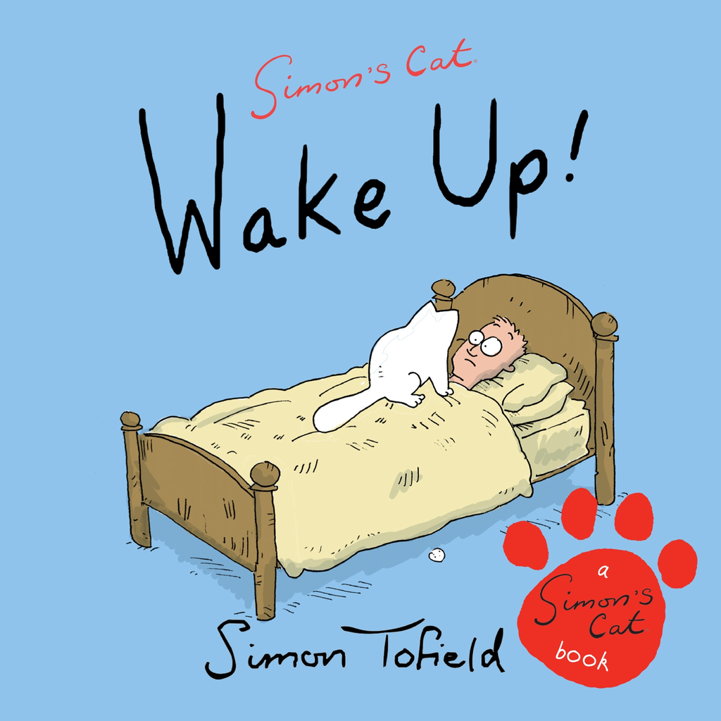Wake Up! A Simon's Cat Book
