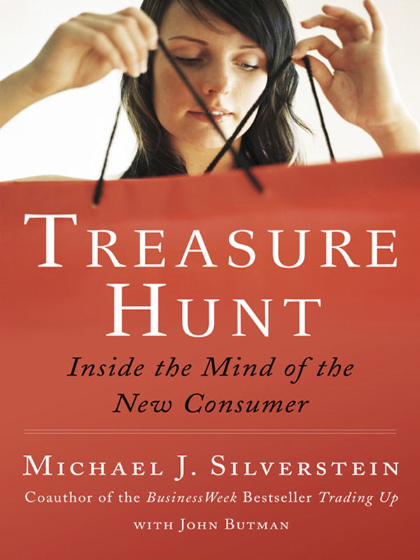 Treasure Hunt Inside the Mind of the New Consumer