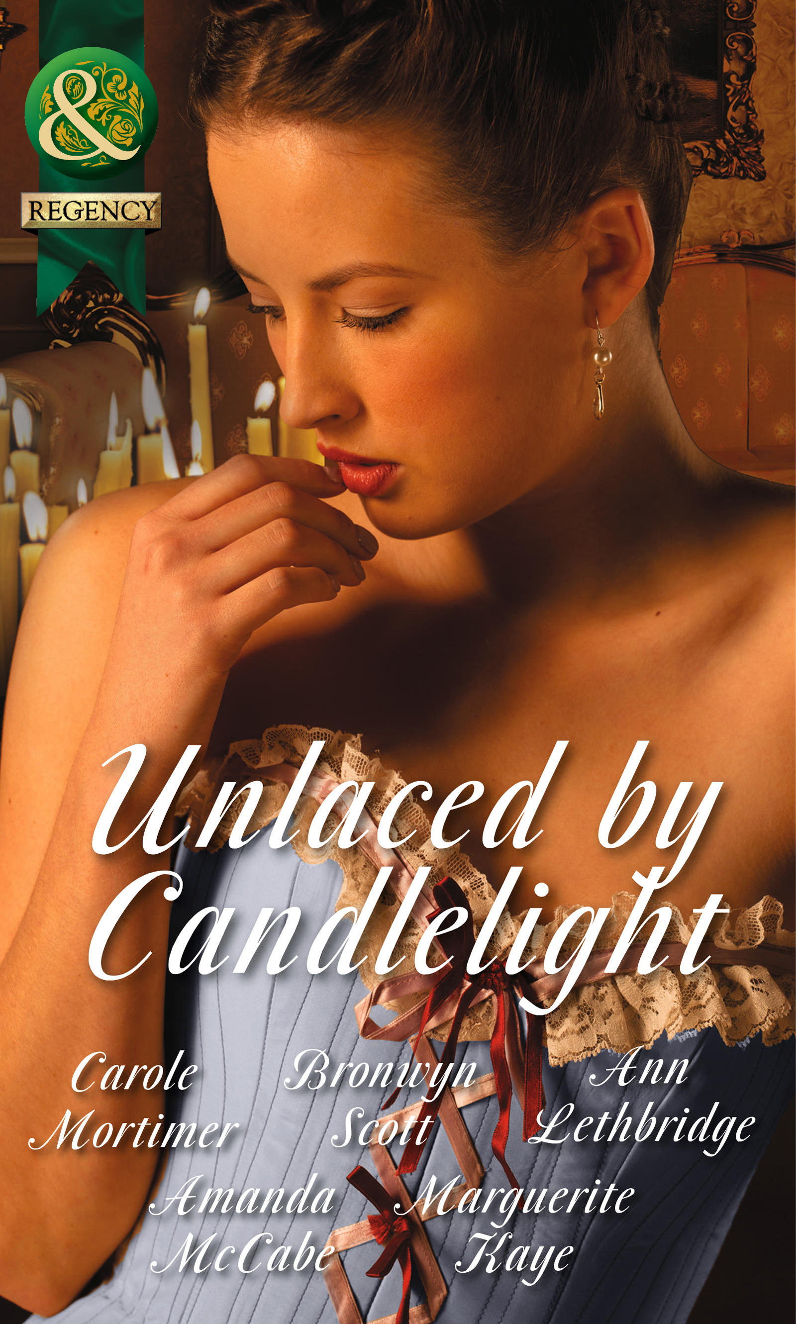 Unlaced by Candlelight (Mills & Boon Historical)