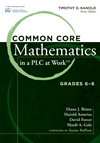 Common Core Mathematics In A Plc At Work, Grades 68