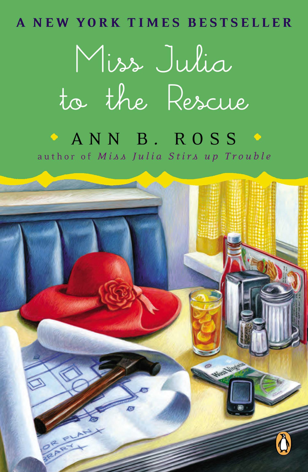 Miss Julia to the Rescue By: Ann B. Ross