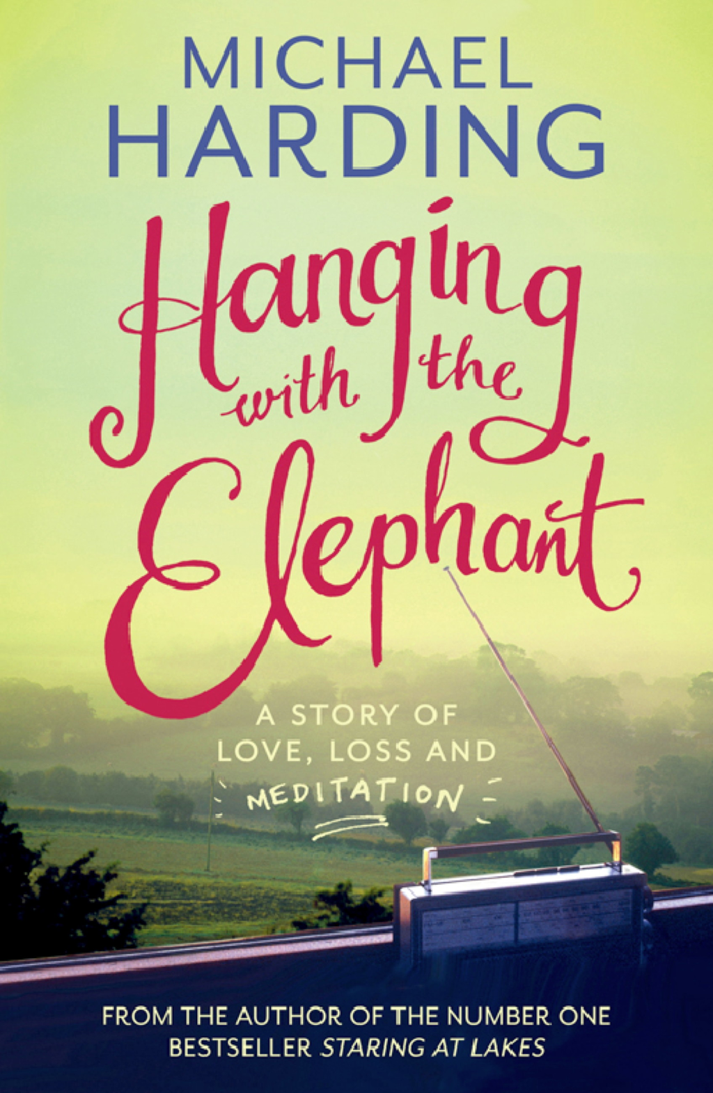 Hanging with the Elephant A Story of Love,  Loss and Meditation