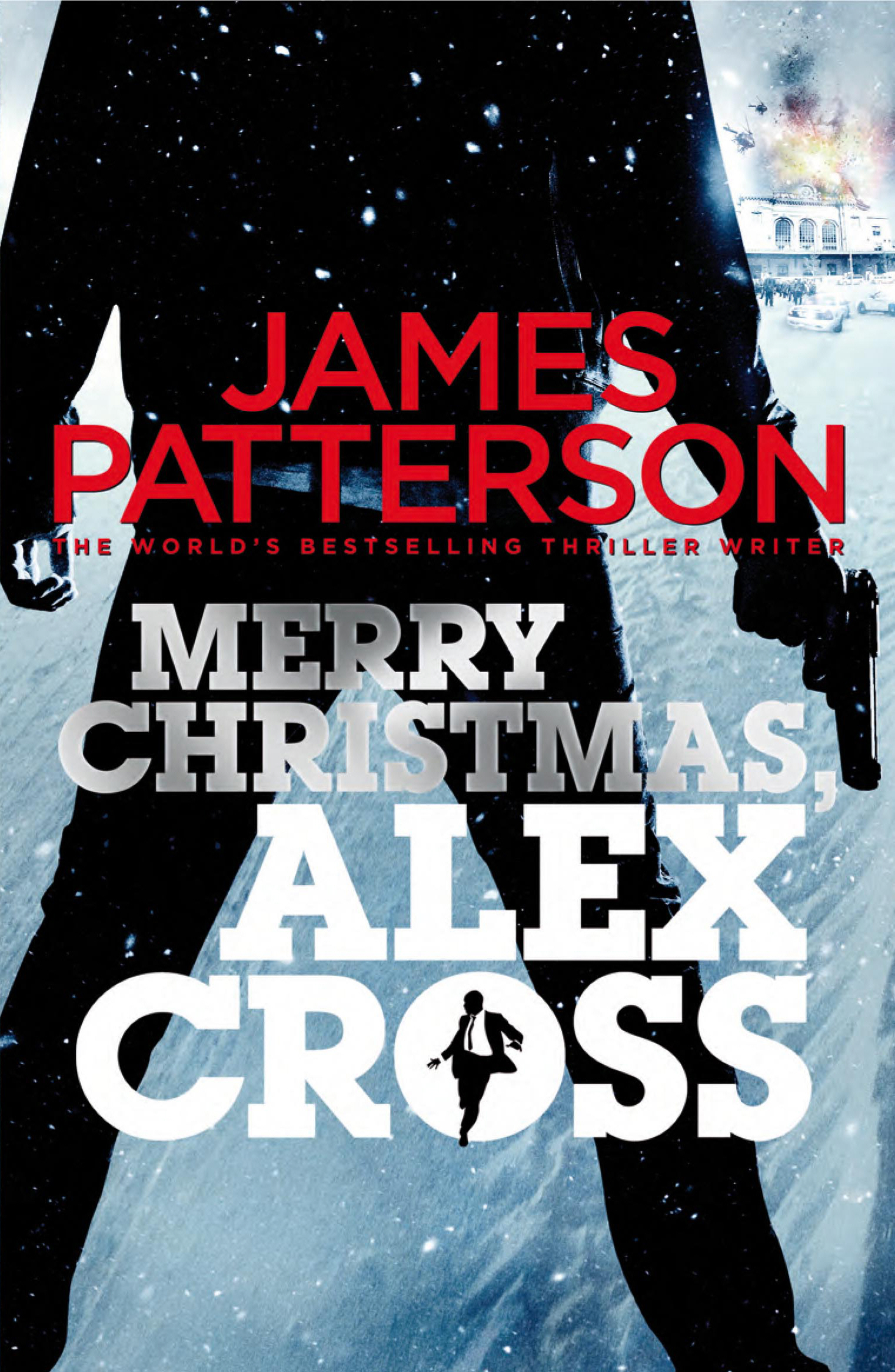 Merry Christmas,  Alex Cross (Alex Cross 19)