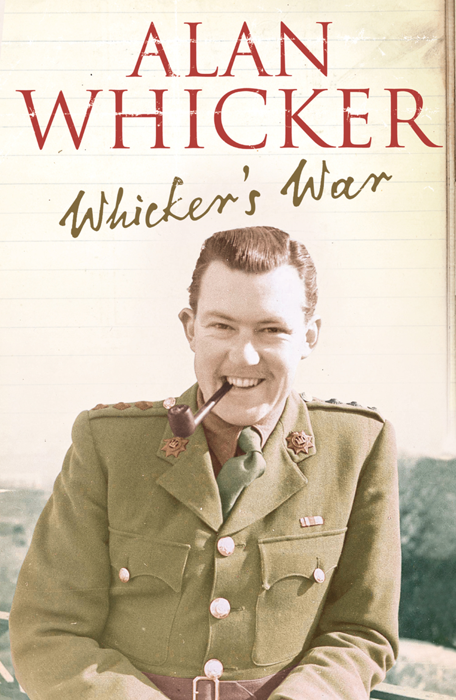 Whicker?s War