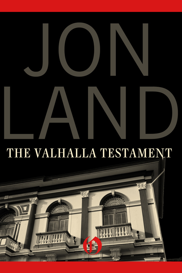 The Valhalla Testament By: Jon Land