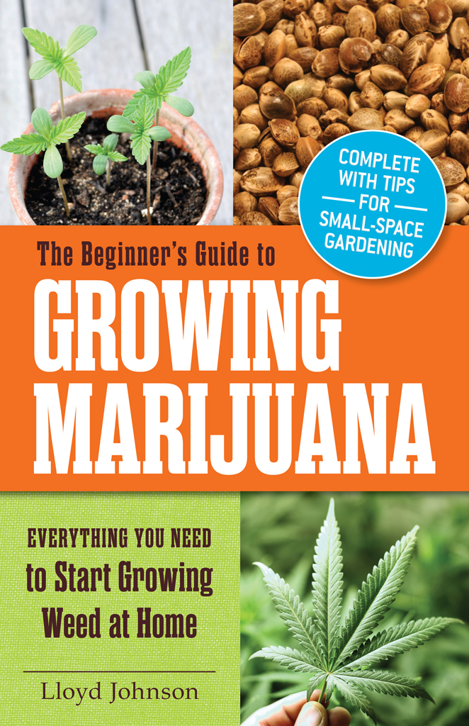 The Beginner's Guide to Growing Marijuana Everything You Need to Start Growing Weed at Home