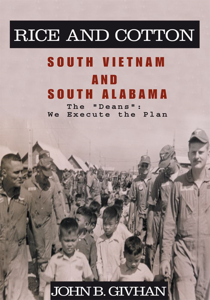 Rice and Cotton: South Vietnam and South Alabama