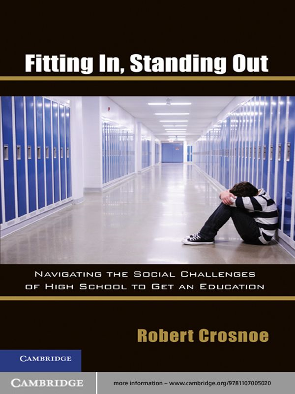 Fitting In,  Standing Out Navigating the Social Challenges of High School to Get an Education