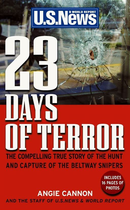 23 Days of Terror By: Angie Cannon