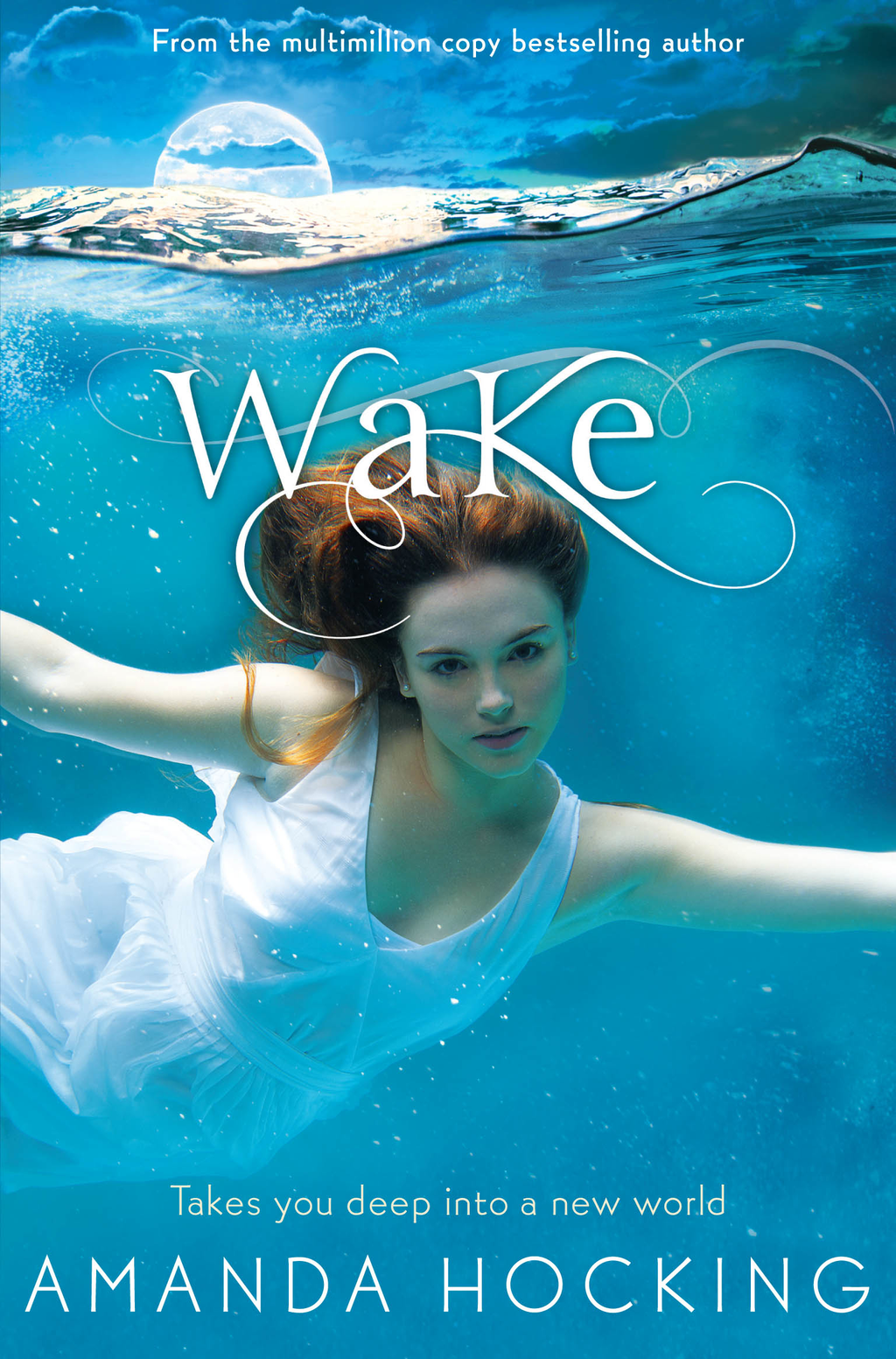 Wake Book One in the Watersong Series
