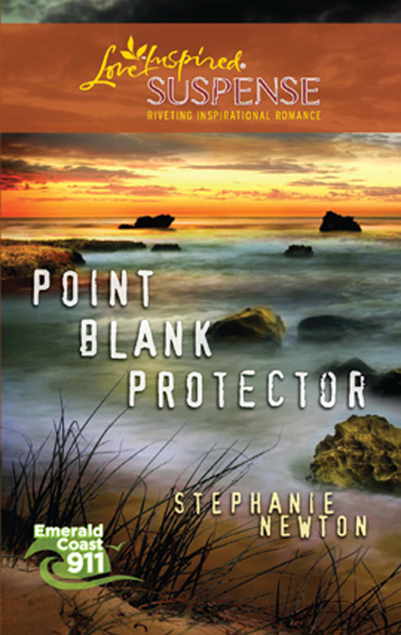 Point Blank Protector (Mills & Boon Love Inspired Suspense) (Emerald Coast 911 - Book 6)
