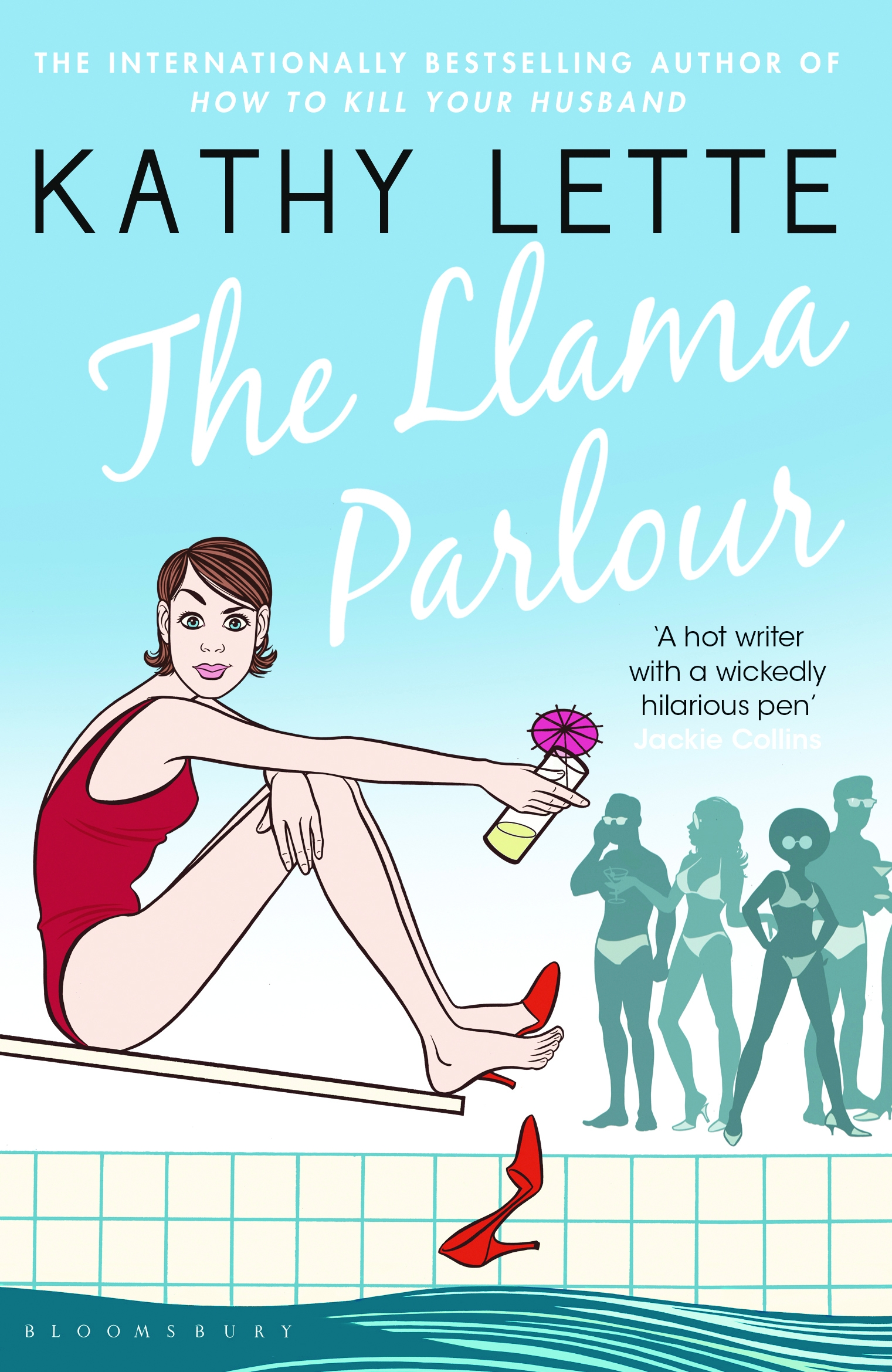 The Llama Parlour reissued