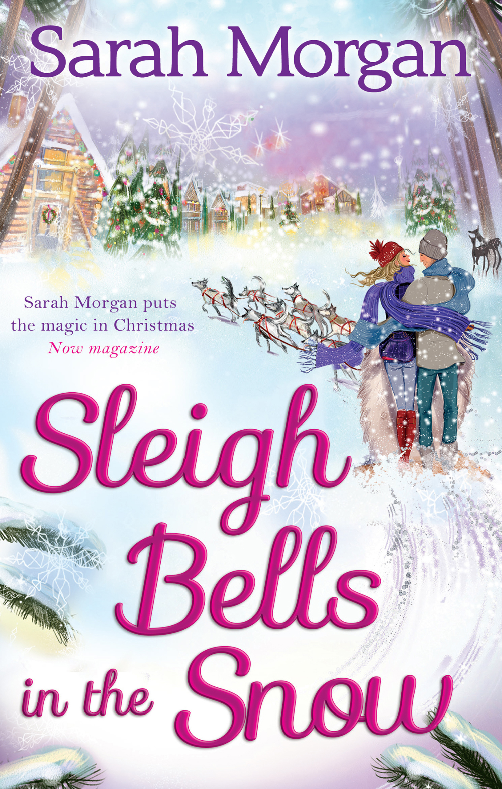 Sleigh Bells in the Snow (Snow Crystal trilogy - Book 1)