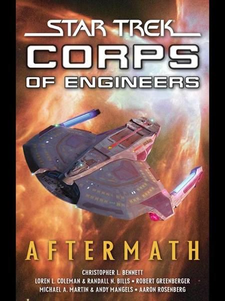 Star Trek:Corps of Engineers: Aftermath By: