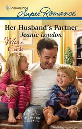 Her Husband's Partner By: Jeanie London