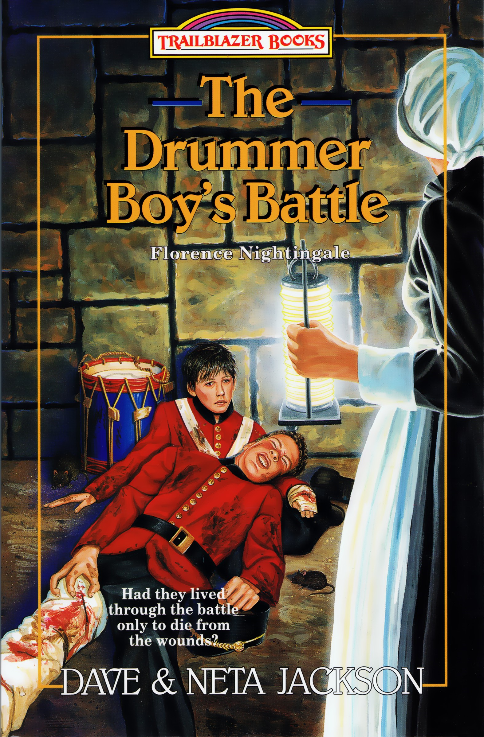 The Drummer Boy's Battle