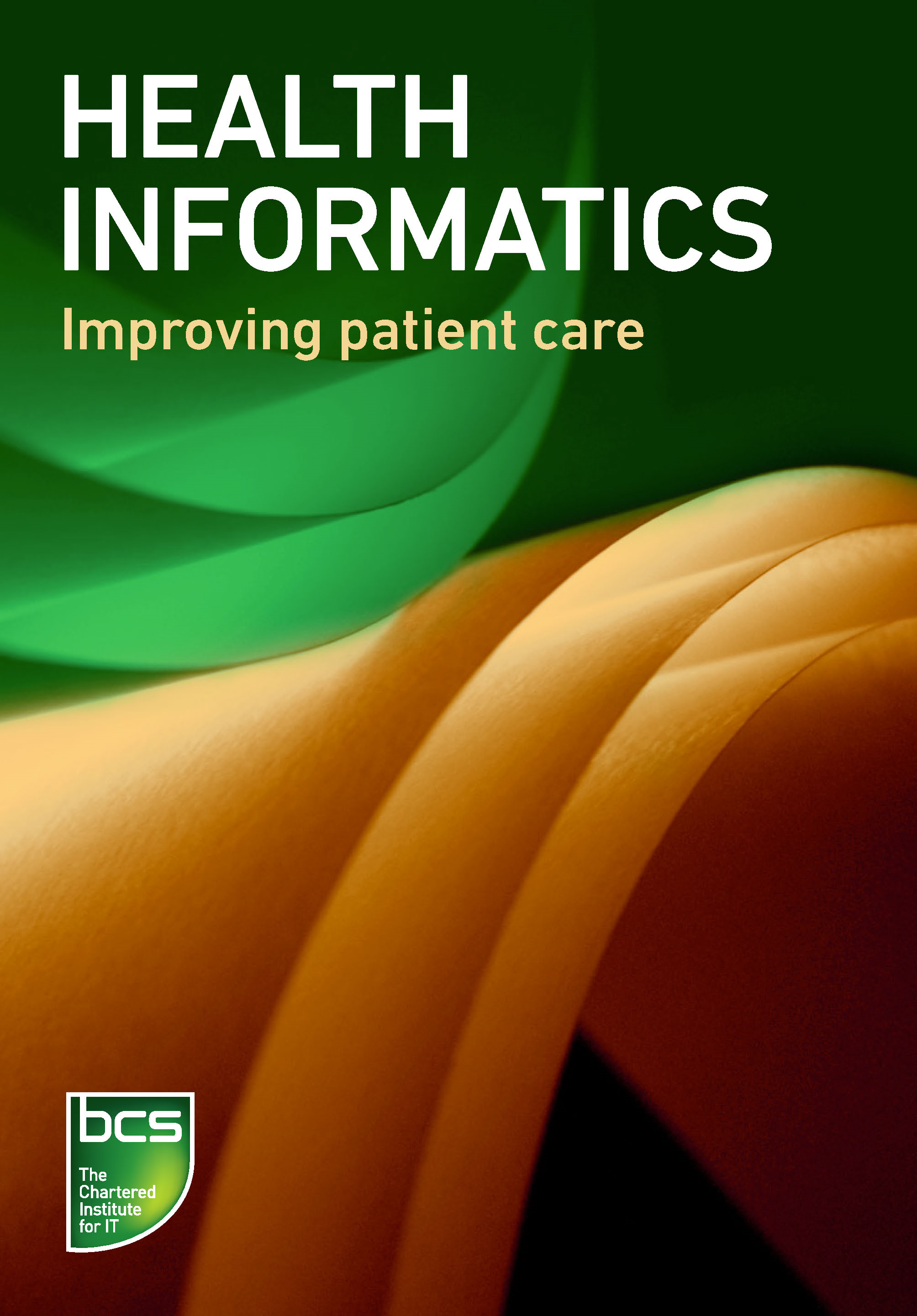 Health informatics Improving patient care
