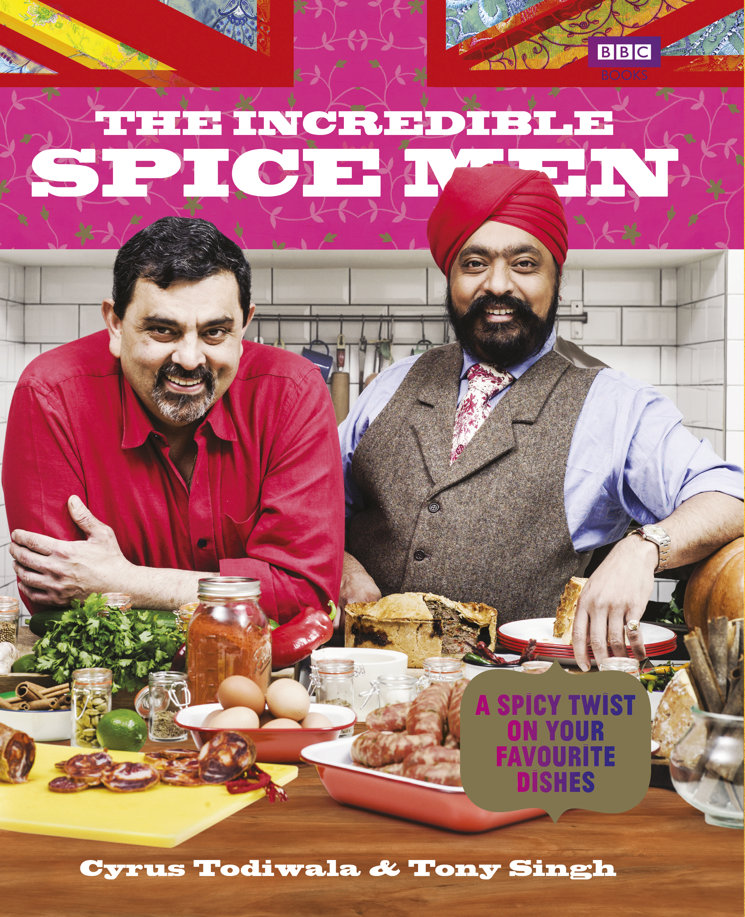 The Incredible Spice Men