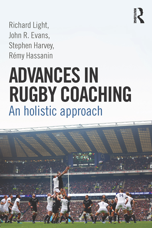 Advances in Rugby Coaching An Holistic Approach