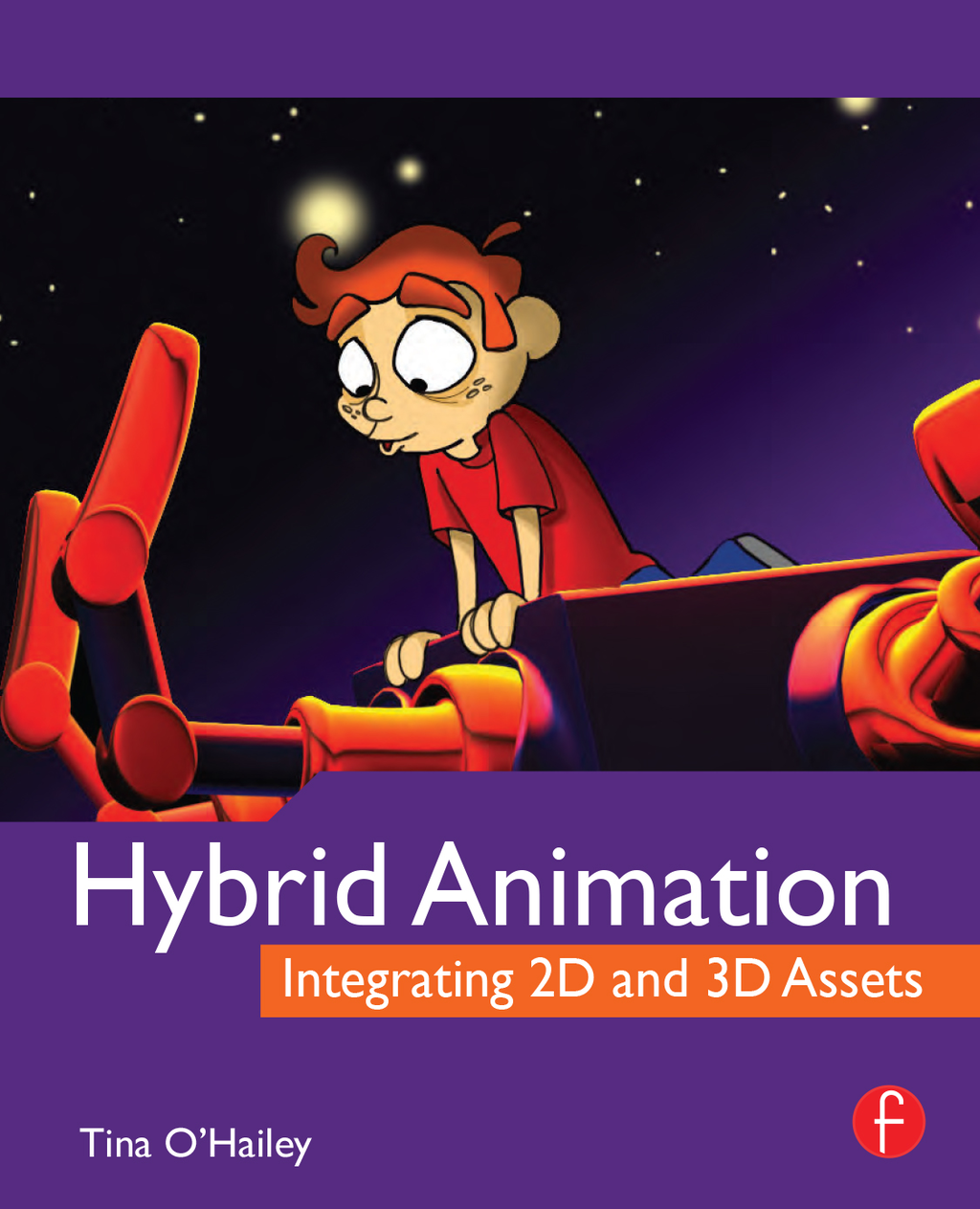 Hybrid Animation Integrating 2d and 3d Assets