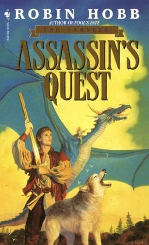 Assassin's Quest By: Robin Hobb