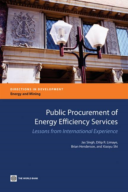 Public Procurement Of Energy Efficiency Services: Lessons From International Experience