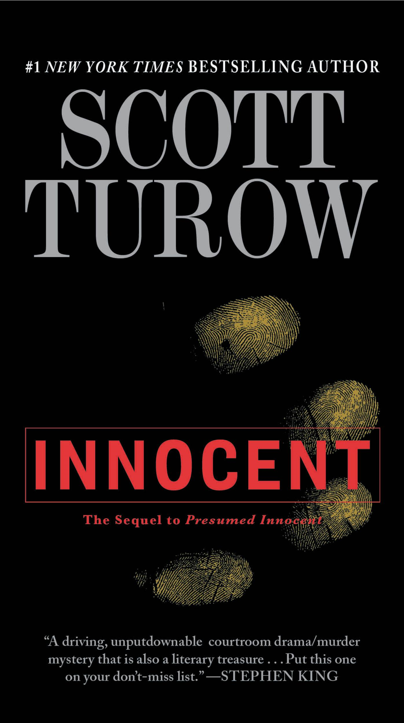 Innocent By: Scott Turow