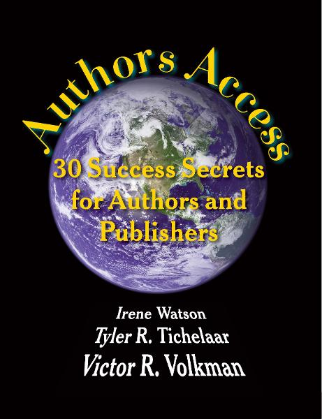 Authors Access By: Irene Watson,Victor R. Volkman