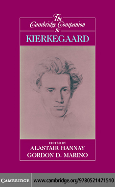 The Cambridge Companion to Kierkegaard By: Hannay, Alastair