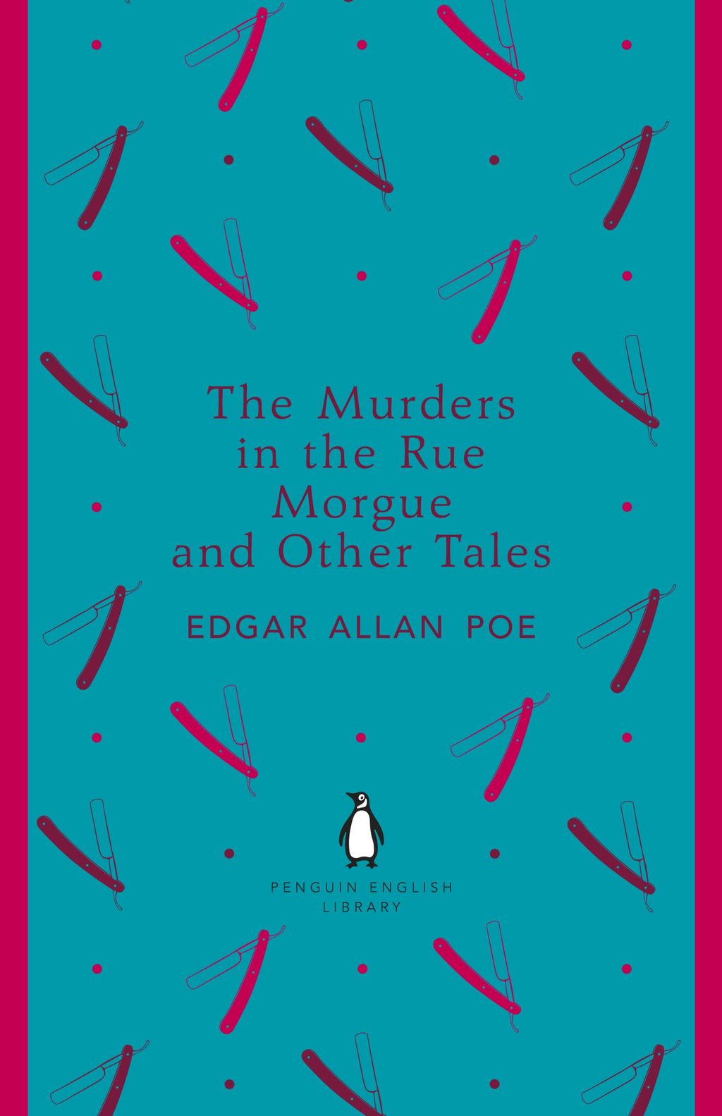 Book Cover: The Murders in the Rue Morgue and Other Tales