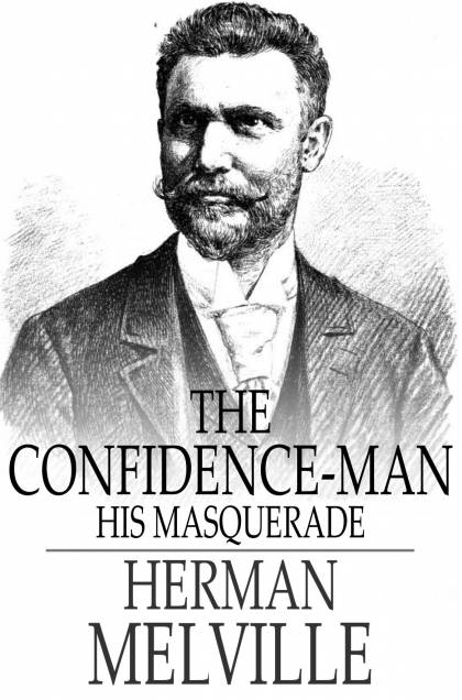 Cover Image: The Confidence-Man: His Masquerade